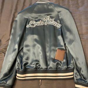Louis Vuitton embroidered souvenir jacket